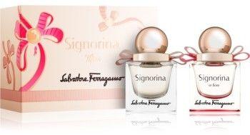 Salvatore Ferragamo Signorina zestaw upominkowy IX. dla kobiet