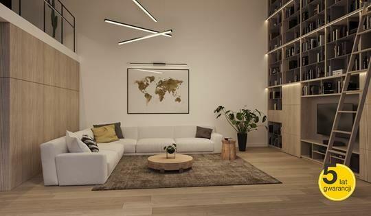 Oprawa sufitowa GRAZIA 20 LED natynkowy, 2m, czarna 1000531 - Spotline / SLV