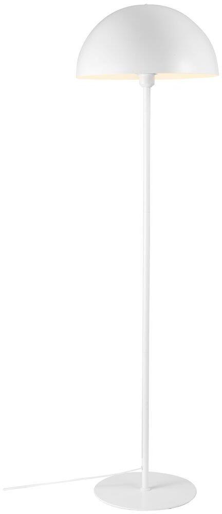Lampa podłogowa Ellen 48584001 Nordlux minimalistyczna oprawa w kolorze białym