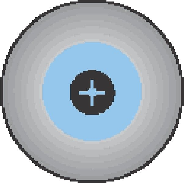 wkrętak krzyżowy izolowany do śrub Pozidriv, rozmiar PZ1, VDE ERGO Bahco [BE-8810S]