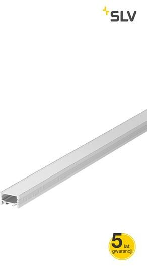 Oprawa sufitowa GRAZIA 20 LED natynkowy, płaska, 3m, alu 1000505 - Spotline / SLV