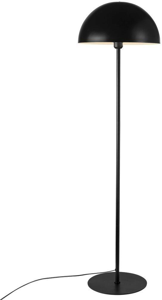 Lampa podłogowa Ellen 48584003 Nordlux minimalistyczna oprawa w kolorze czarnym