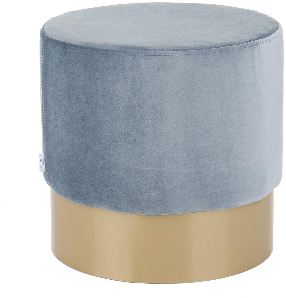 Pufa Vinci Gold Round