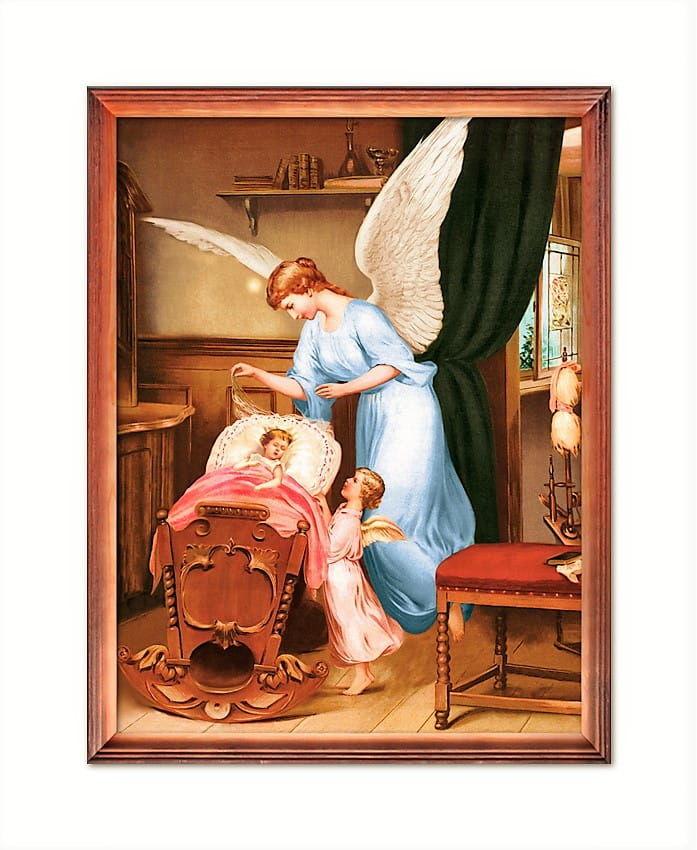 Obraz religijny Anioł Stróż