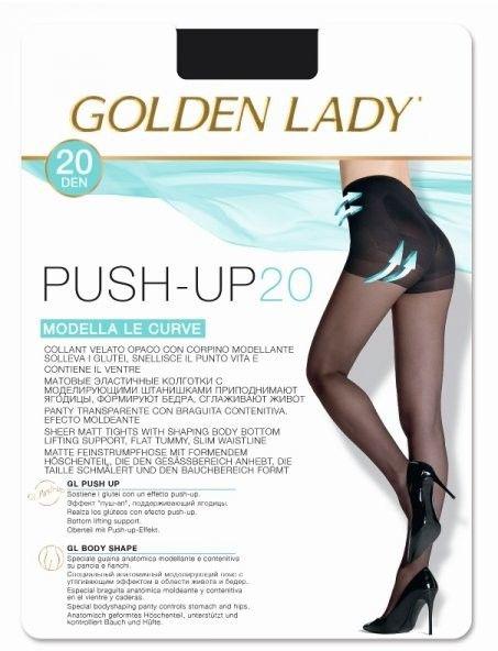 Golden lady push-up 20 den rajstopy