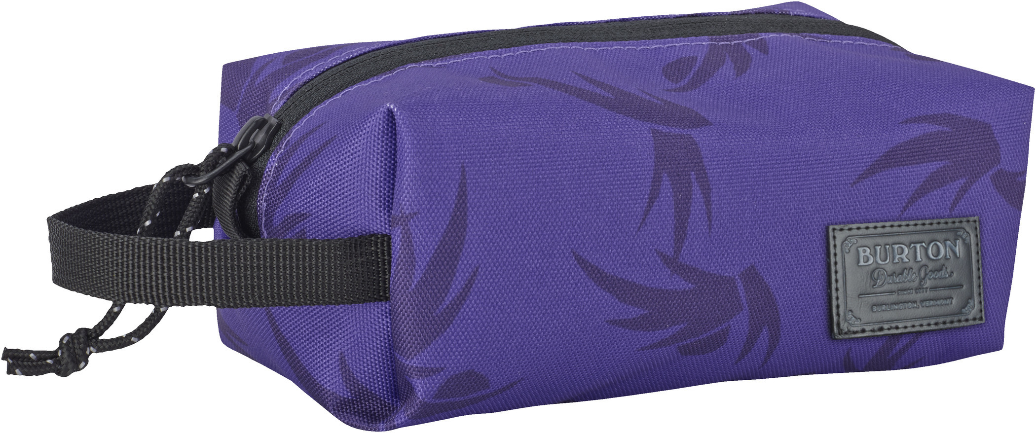 piórnik BURTON ACCESSORY CASE GRAPE MODERN FLORAL