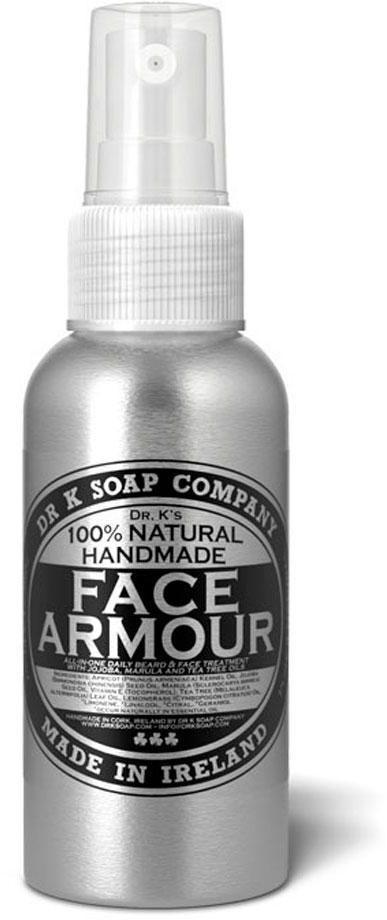 Dr K Soap Face Armour ochronny olejek do twarzy i brody 50 ml