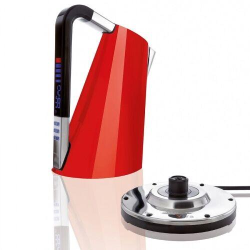 Czajnik elektryczny Vera Casa Bugatti czerwony