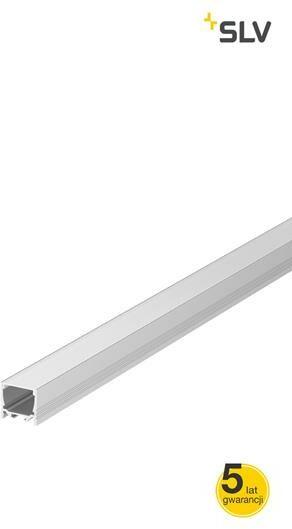 Oprawa sufitowa GRAZIA 20 LED natynkowy, standard, 3m, alu 1000514 - Spotline / SLV