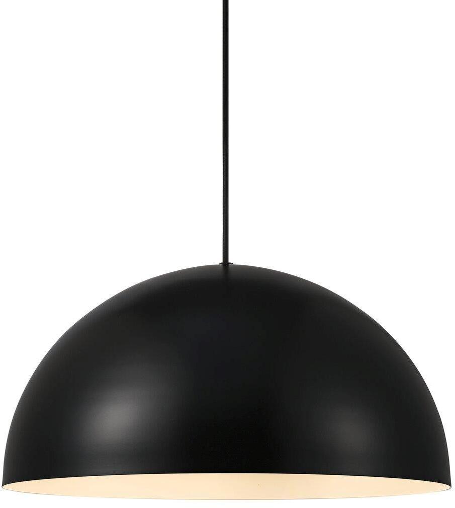 Lampa wisząca Ellen 40 48573003 Nordlux czarna oprawa w uniwersalnym stylu