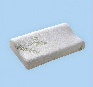 Poduszka ortopedyczna profilowana Bamboo Dream 50x30x10cm MFP-5030BF Armedical