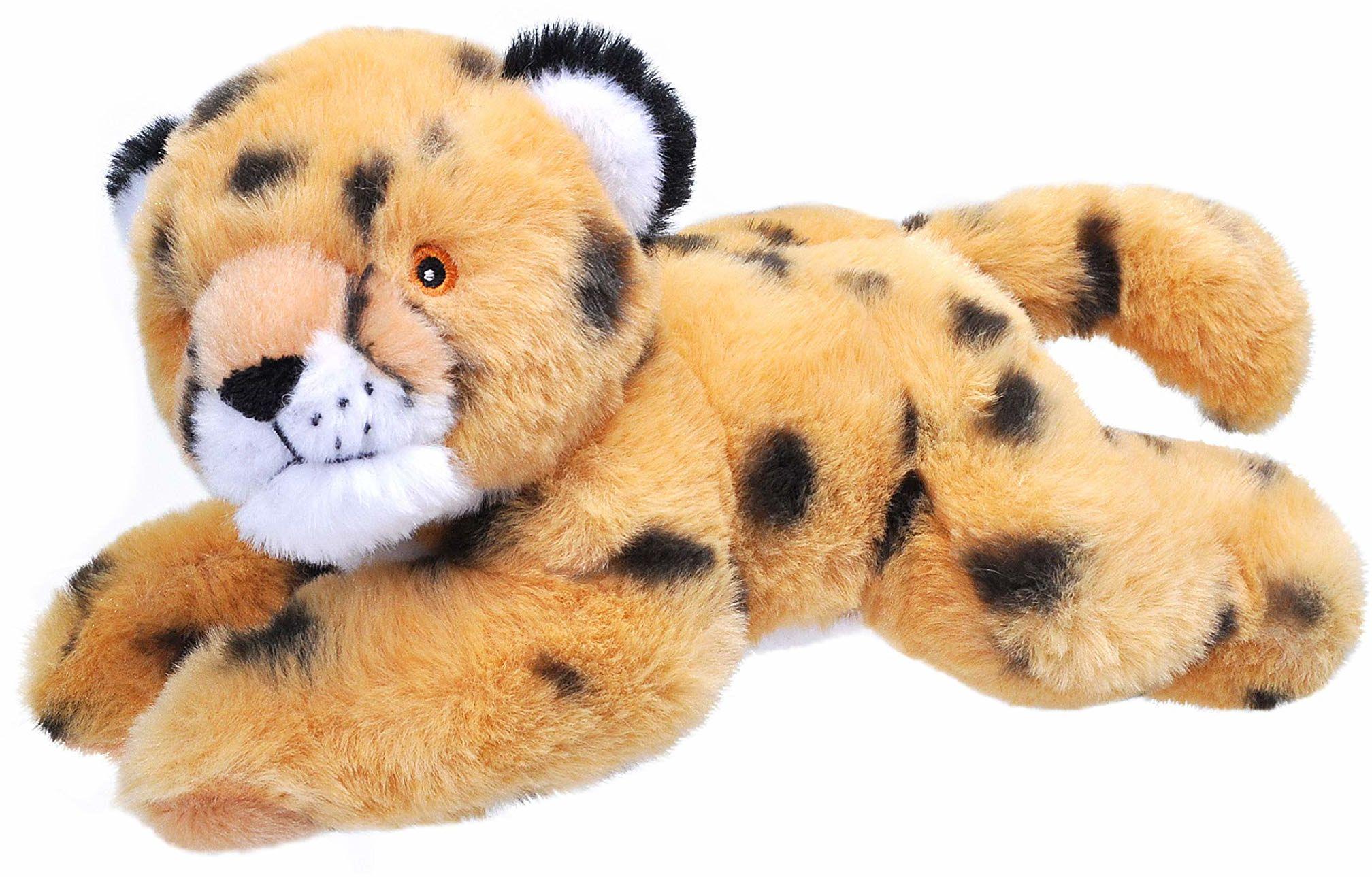 Wild Republic 24797 Ecokins Gepard wypchane zwierzę 20 cm pluszowy
