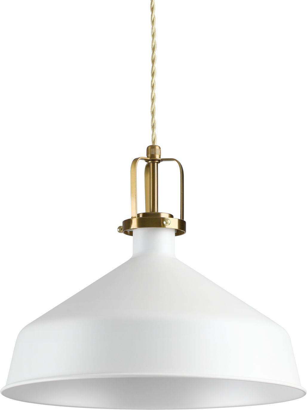 Lampa wisząca Eris 238135 Ideal Lux klasyczna oprawa w kolorze białym