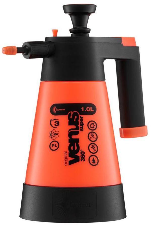 Opryskiwacz ciśnieniowy 1 l VENUS SUPER 360 KWAZAR