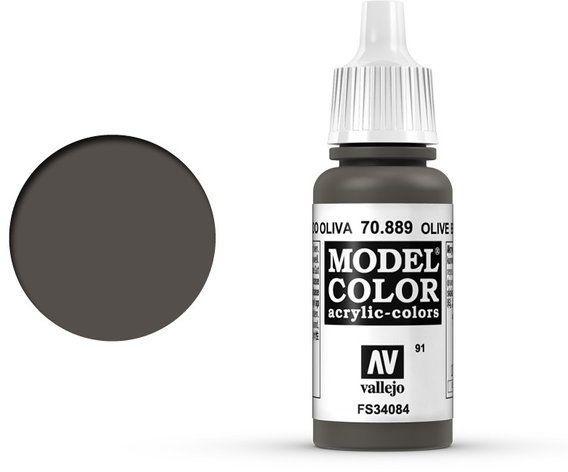 Farba Modelarska Vallejo Model Color 70.889 091 Olive Brown