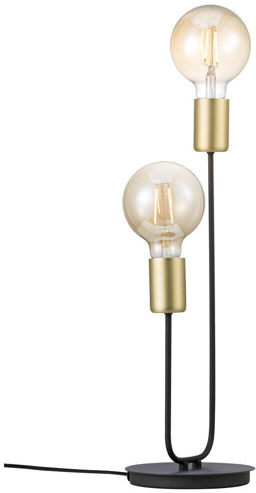 Lampa stołowa Josefine 48955003 Nordlux podwójna oprawa w dekoracyjnym stylu