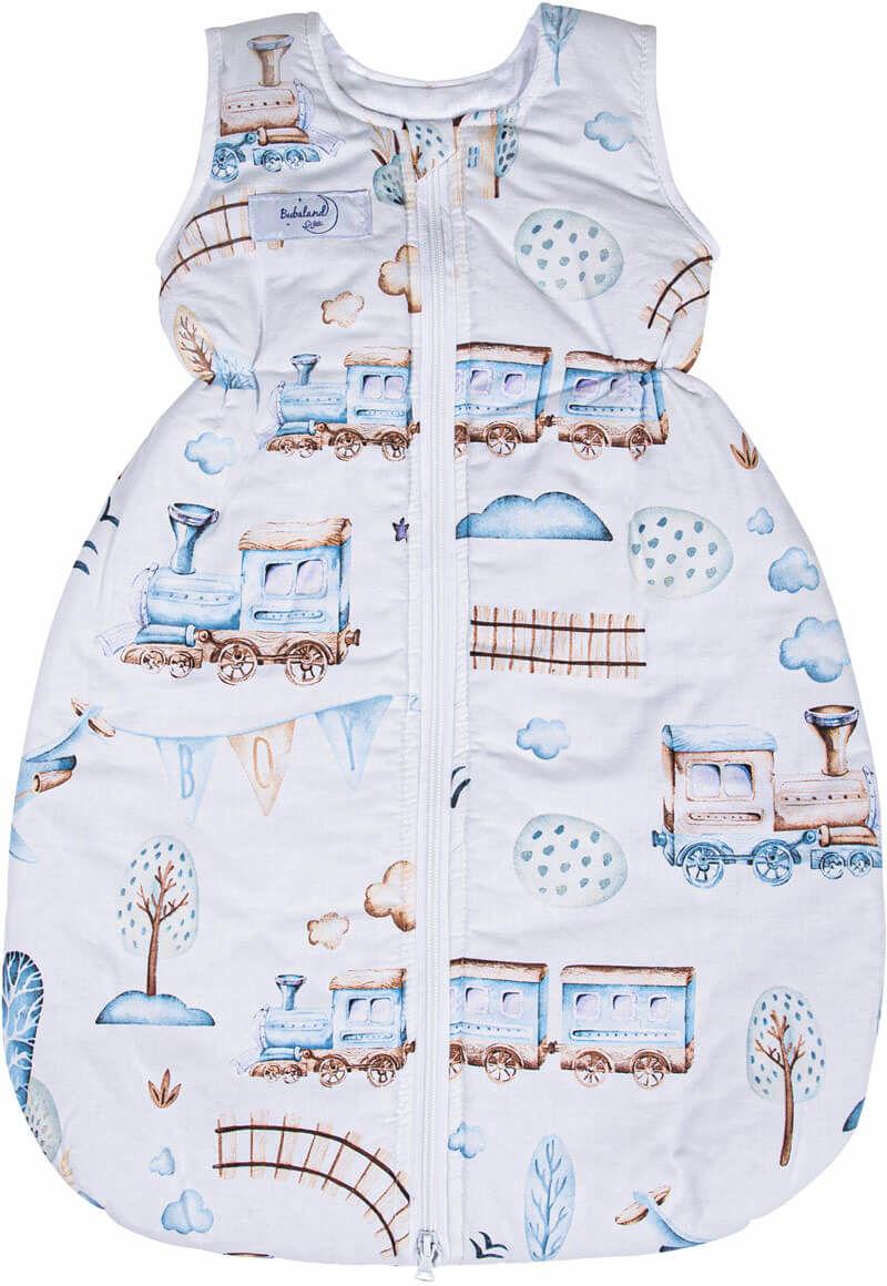 Śpiworek zimowy 2,5 tog niemowlęcy do spania ocieplany Ciuchcie
