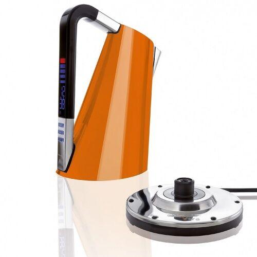 Czajnik elektryczny Vera Casa Bugatti pomarańczowy