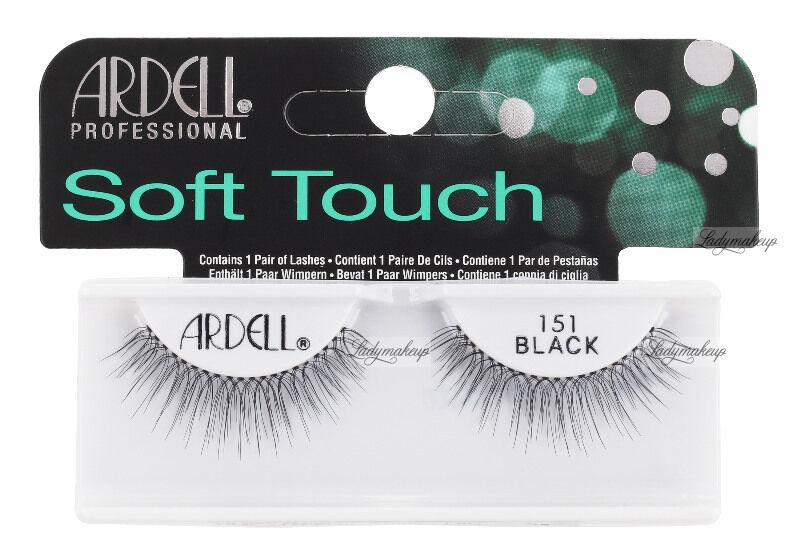 ARDELL - Soft Touch - Rzęsy na pasku - 151