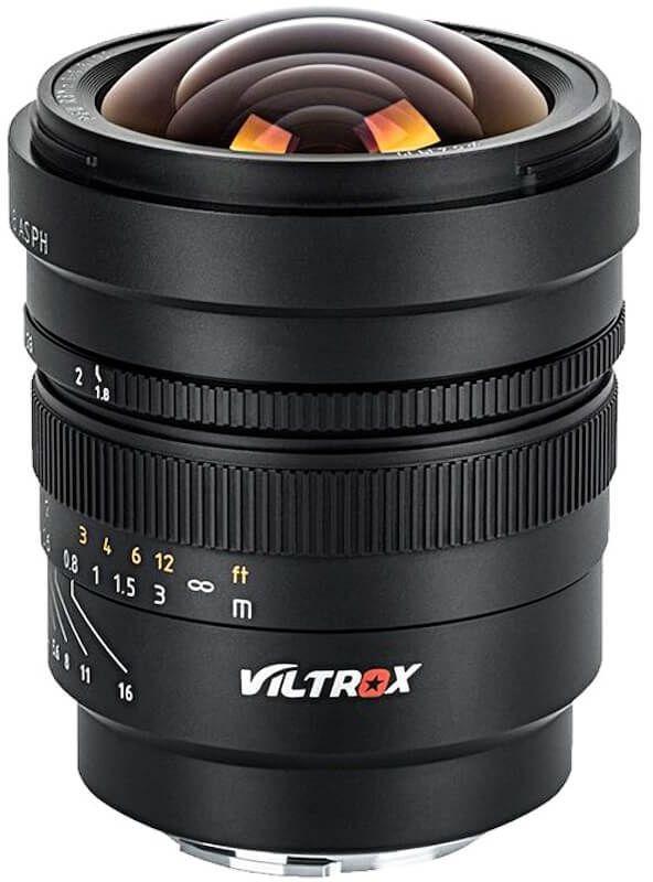 Obiektyw Viltrox PFU RBMH 20mm F1.8 ASPH Sony FE