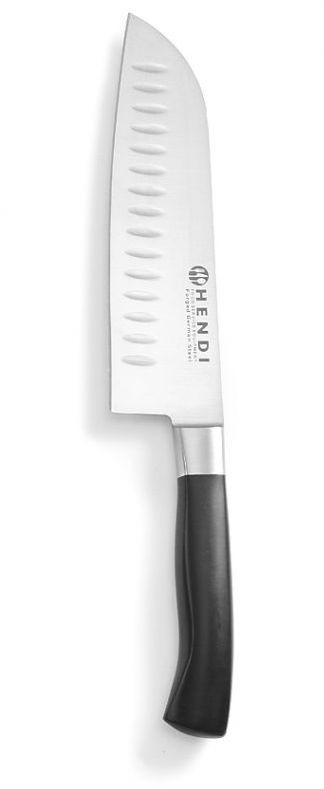 Nóż kuty Santoku Profi Line