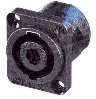 Neutrik NL4MP - gniazdo głośnikowe SPEAKON 4 pin