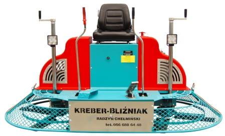 Zacieraczka samojezdna KREBER K-436-2-TMM ''KRONOS''