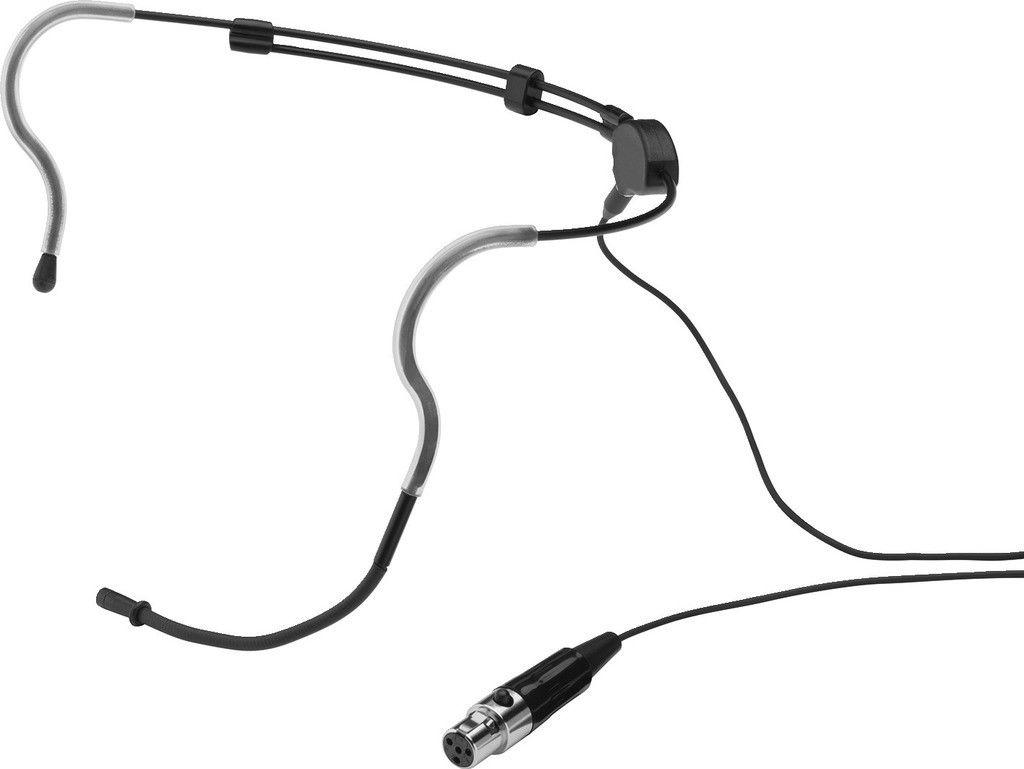JTS CM-235IB Elektretowe mikrofony nagłowne