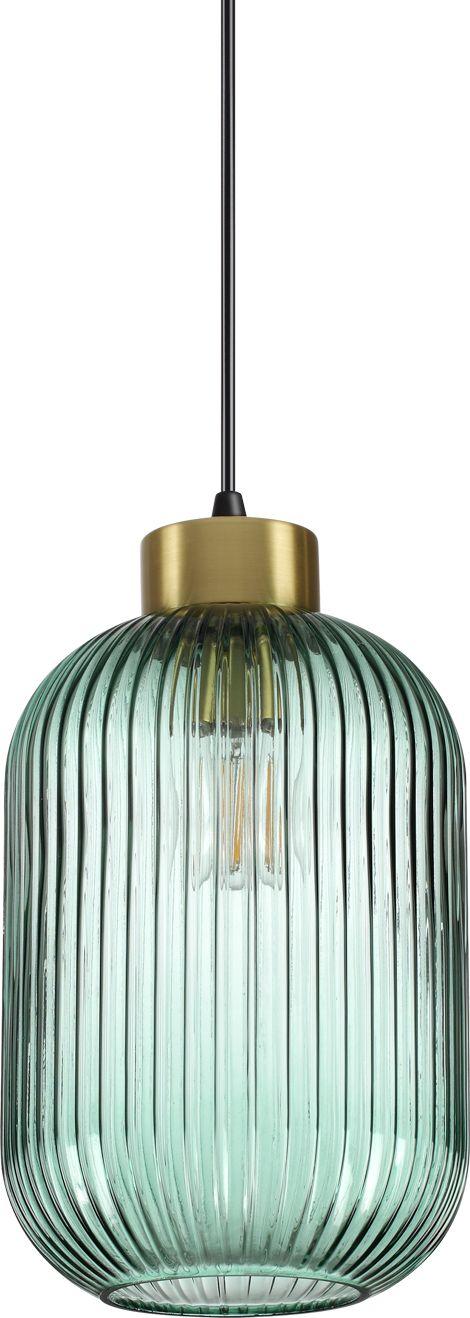 Lampa wisząca Mint 248554 Ideal Lux nowoczesna oprawa w kolorze miętowym