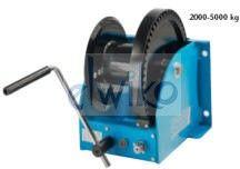 SGO 2000 - wciągarka ręczna korbowa