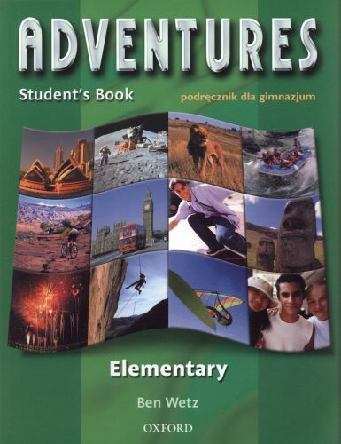 Adventures Elementary podręcznik