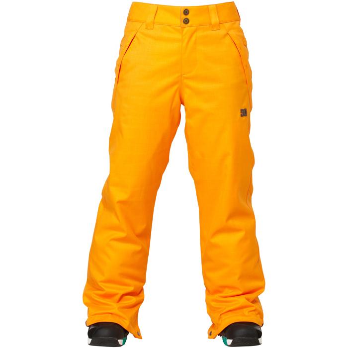 zimowe spodnie dziecięce DC VENTURE K 14 B SNPT NLC0