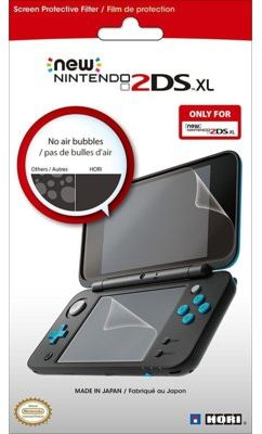 Folia ochronna HORI do Nintendo New 2DS XL