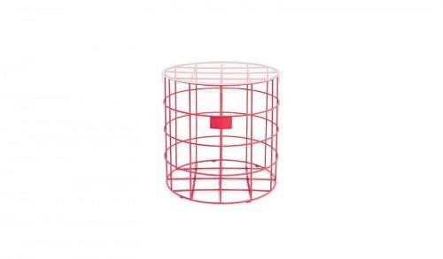 Stolik kawowy Cage Fight Round okrągły