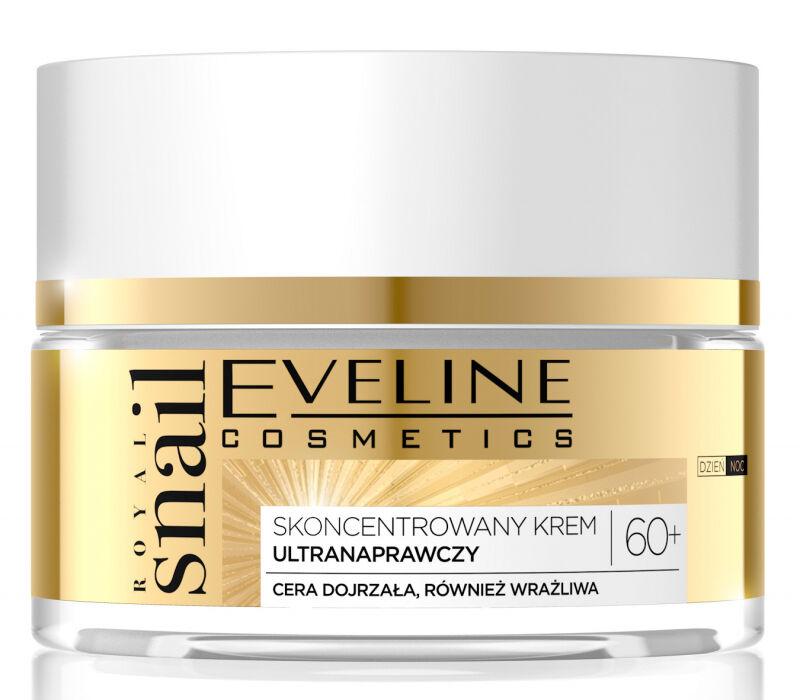 Eveline Cosmetics - ROYAL SNAIL 60+ Ultranaprawczy krem do twarzy
