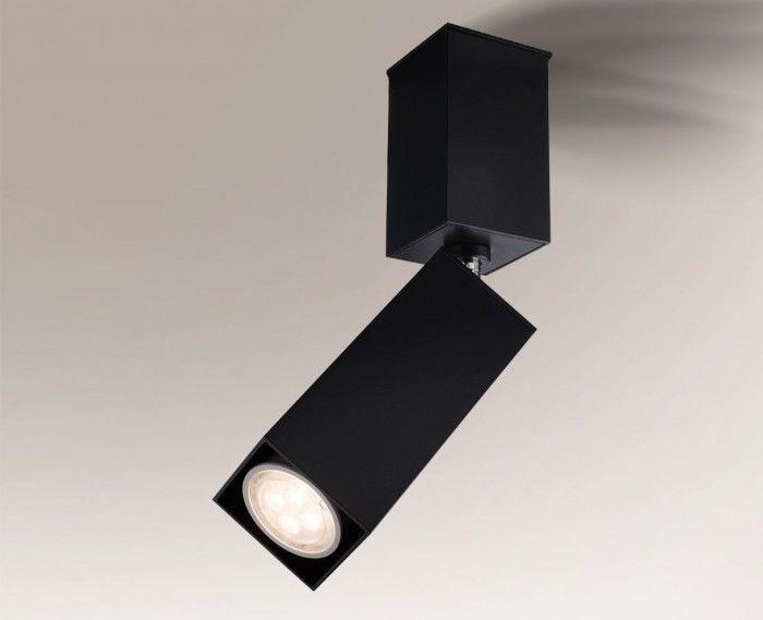 Reflektor SHIMA 2203 Shilo czarny