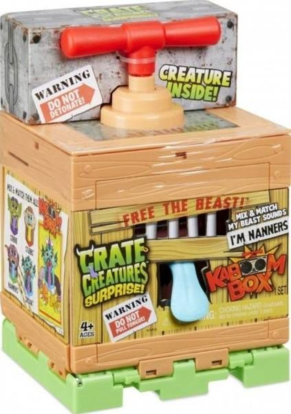 Crate Creatures Surprise KaBOOM Box Nanners - MGA