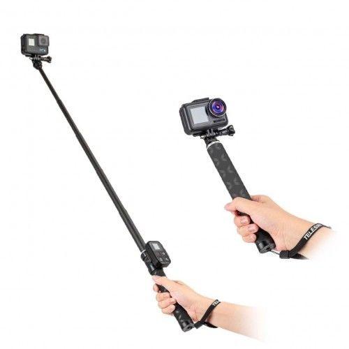 Statyw Monopod Przedłużka do GoPro Hero 8 7 6 MAX DJI Osmo Action