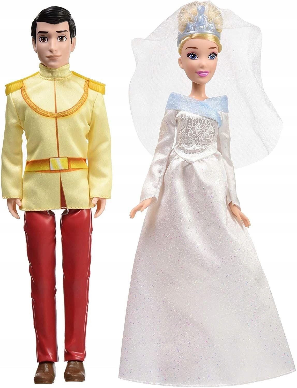 Hasbro Disney Zestaw śluby Kopciuszek E2736