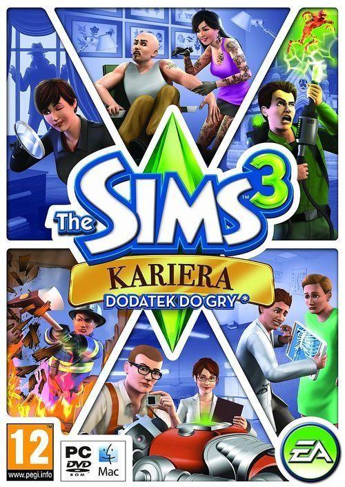 The Sims 3 Kariera (PC ) PL klucz Origin