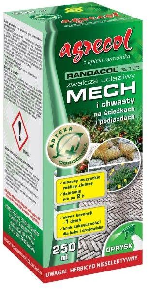 Środek ochrony roślin Agrecol Randacol 680 EC 250 ml