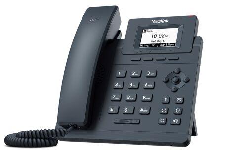 SIP-T30P TELEFON IP, HD, 1 x SIP, POE - YEALINK
