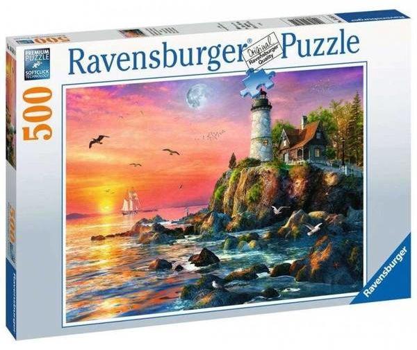 Puzzle 500 Woda - Ravensburger