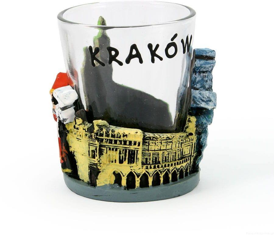 Kieliszek z obudową Kraków