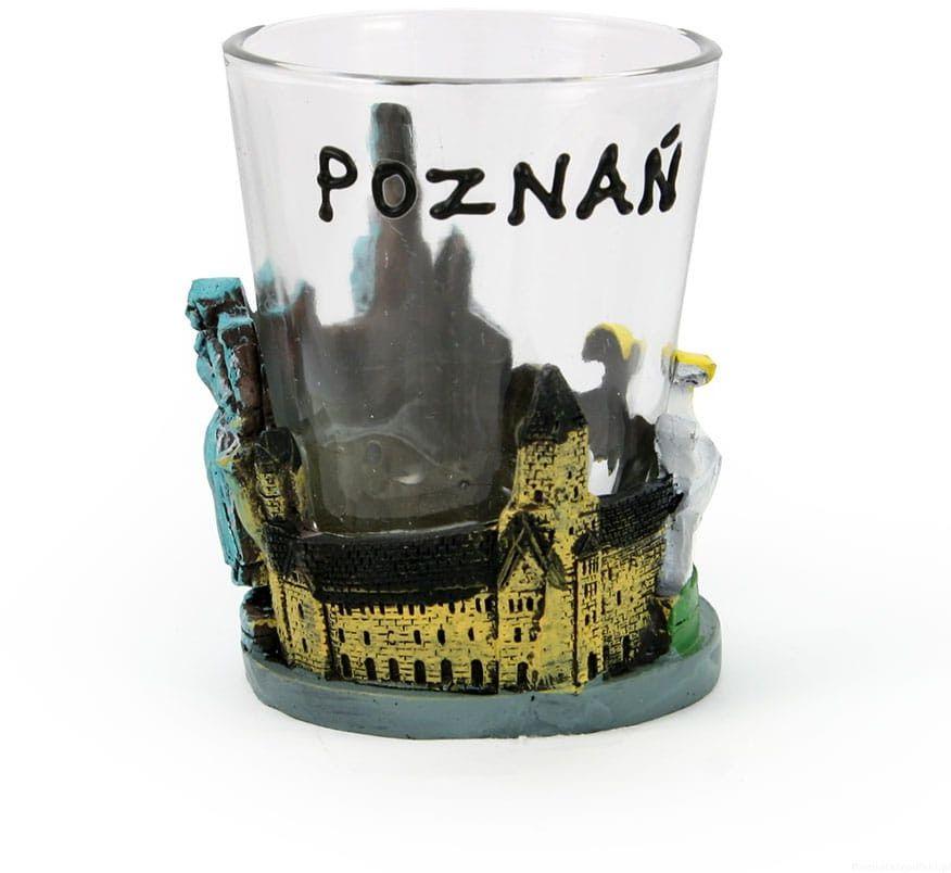 Kieliszek z obudową Poznań