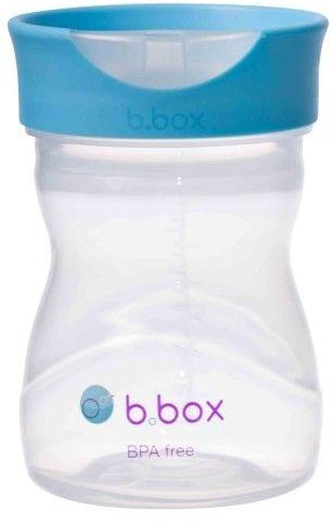 B.box - Kubek Treningowy 240 ml, Borówkowy