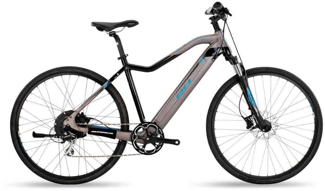 Rower elektryczny crossowy Evo Cross EV509 BH Bikes