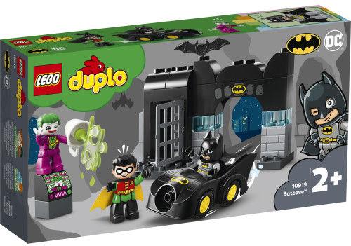 LEGO DUPLO Super Heroes - Jaskinia Batmana 10919