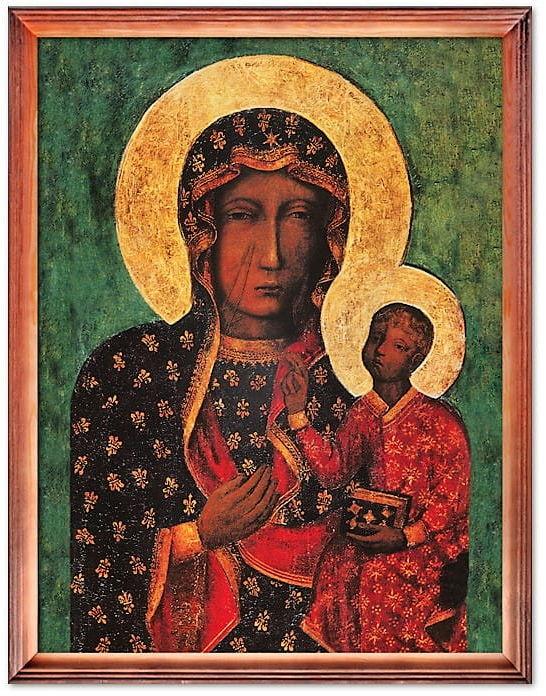 Cudowny Obraz Matki Bożej Jasnogórskiej