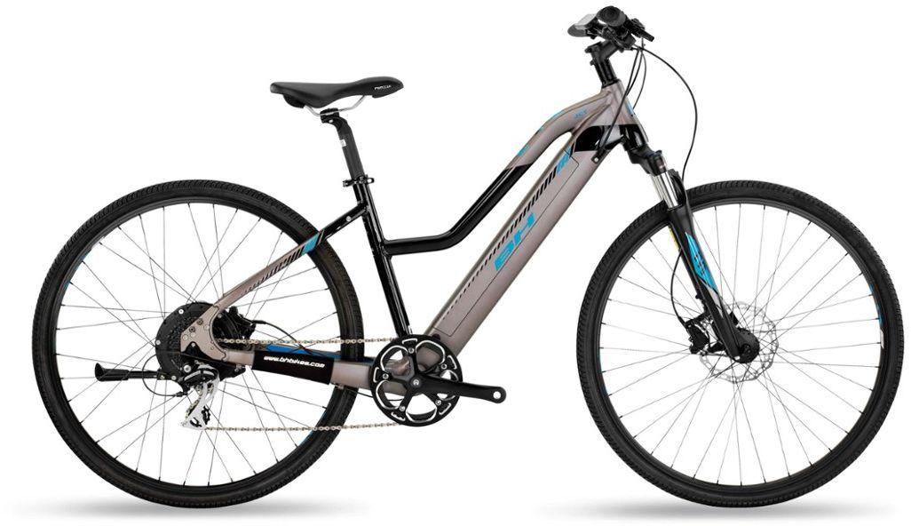 Rower elektryczny crossowy Evo Jet EV519 BH Bikes